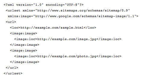 sitemap xmlns 100 images removing items from a sitemap